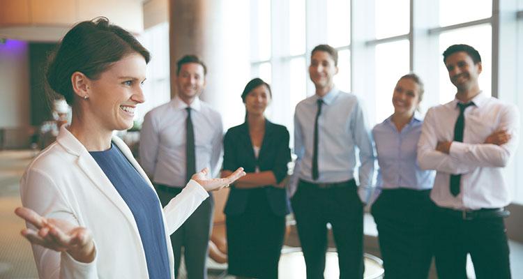 Papel da alta administração na gestão lean