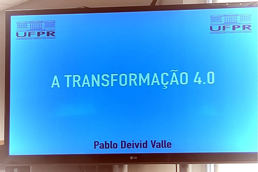 Palestra Pablo Deivid Valle